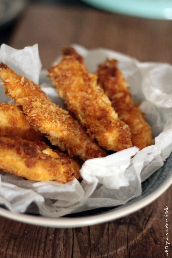 Crispy Chicken Fingers 2