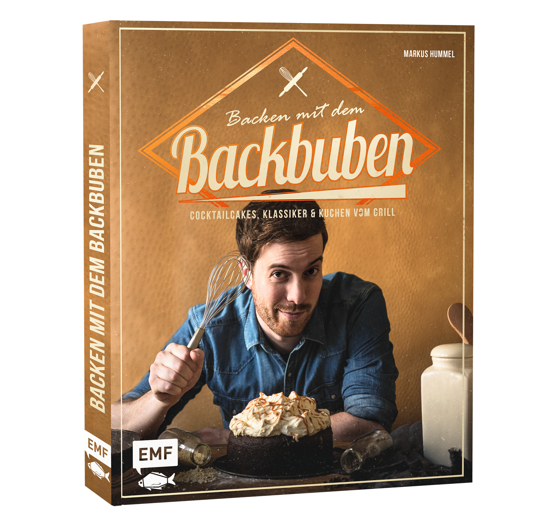 Der Backbube Backen mit dem Backbuben