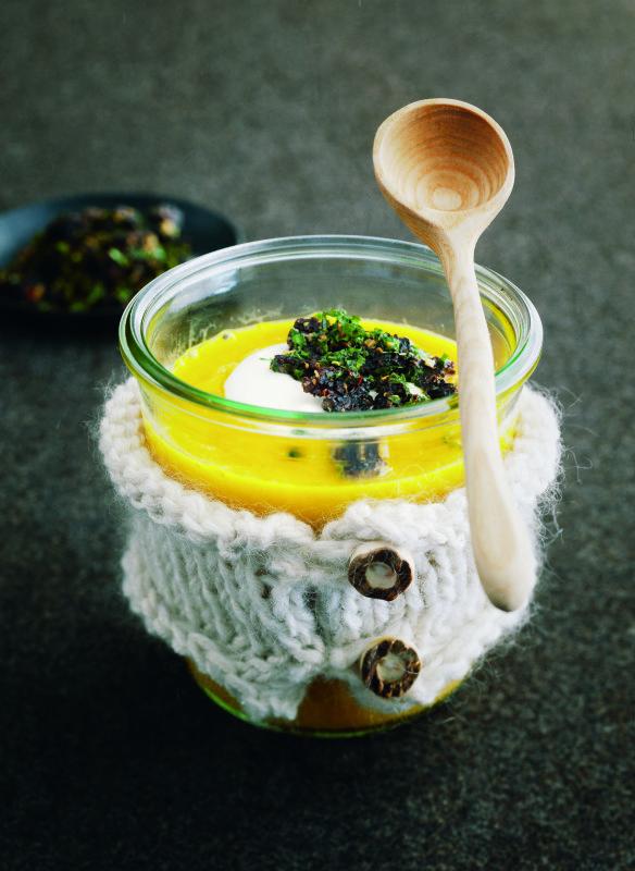 Karottencremesuppe mit Ingwer Callwey Verlag