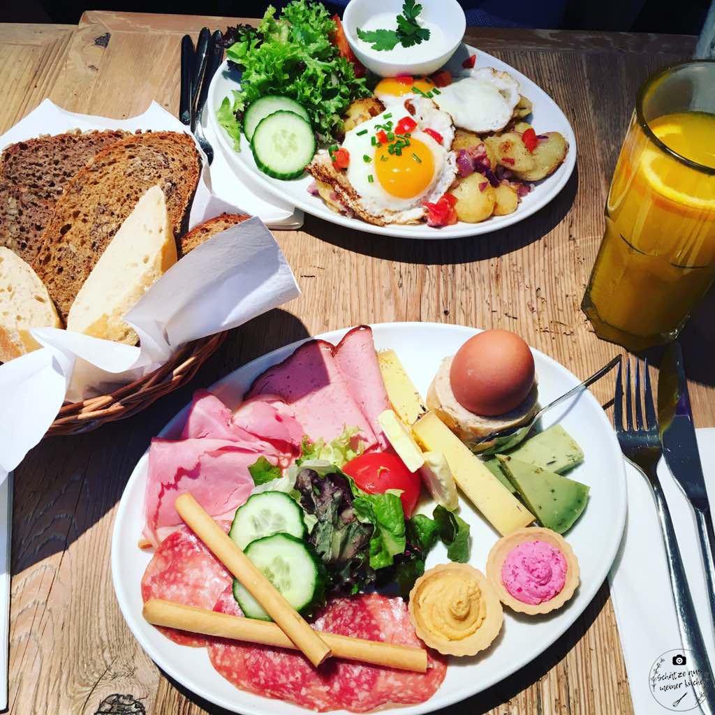 Cotidiano Frühstück Schwabinger Frühstück Bauernfrühstück