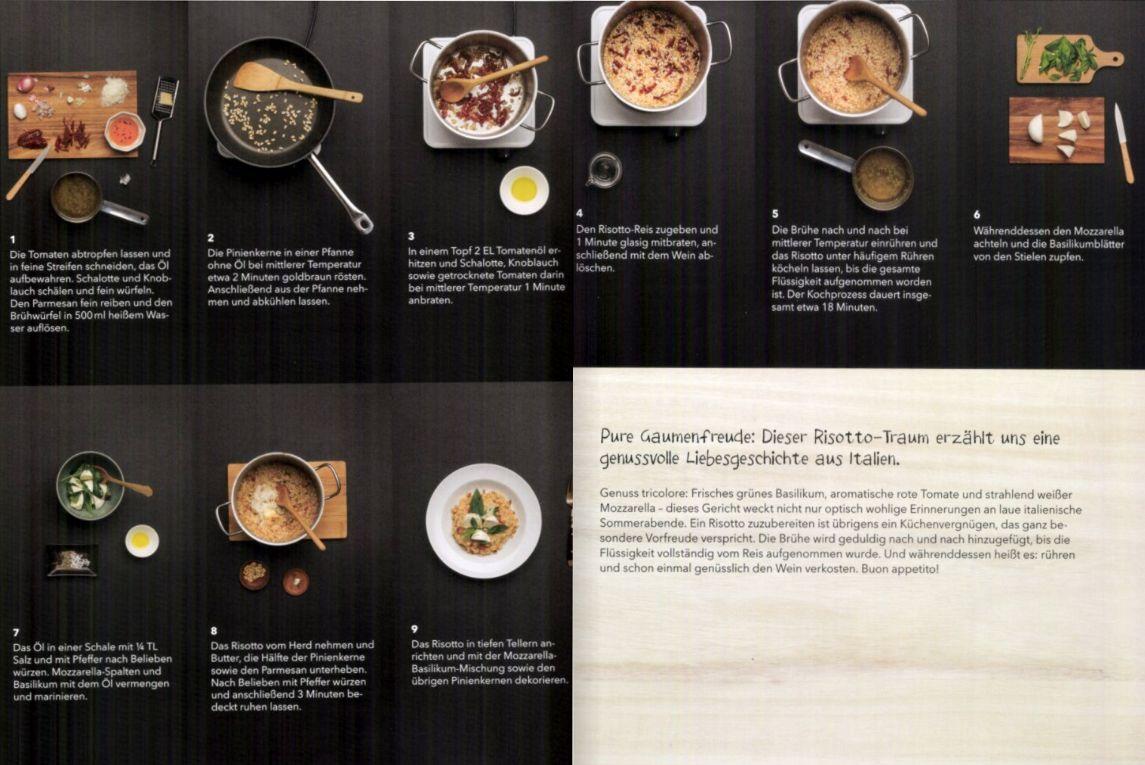 Innenseite Lust auf Kochen Kochhaus Dorling Kindersley Verlag