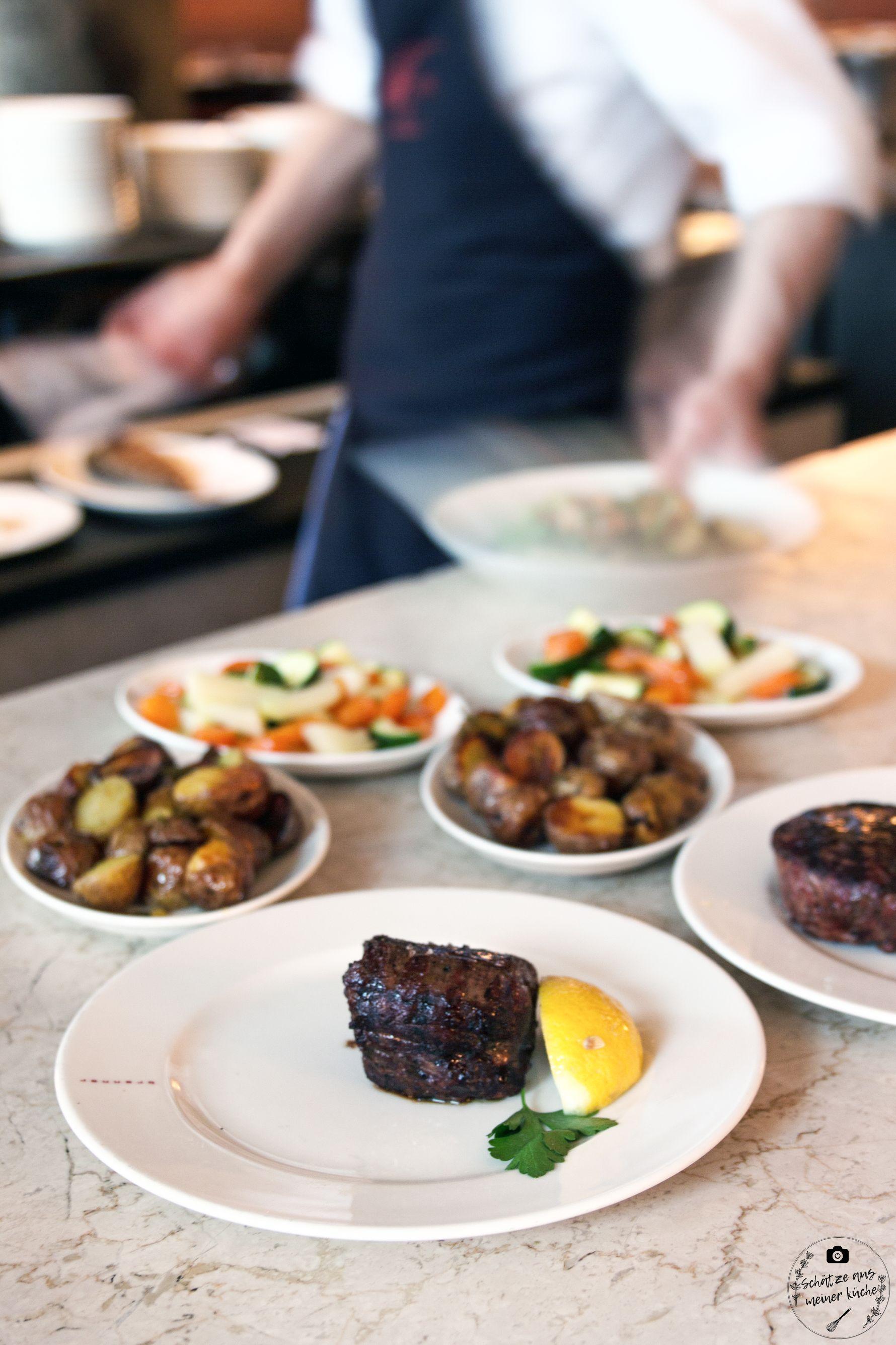 Brenner Restaurant Grill München Beilagen Steak