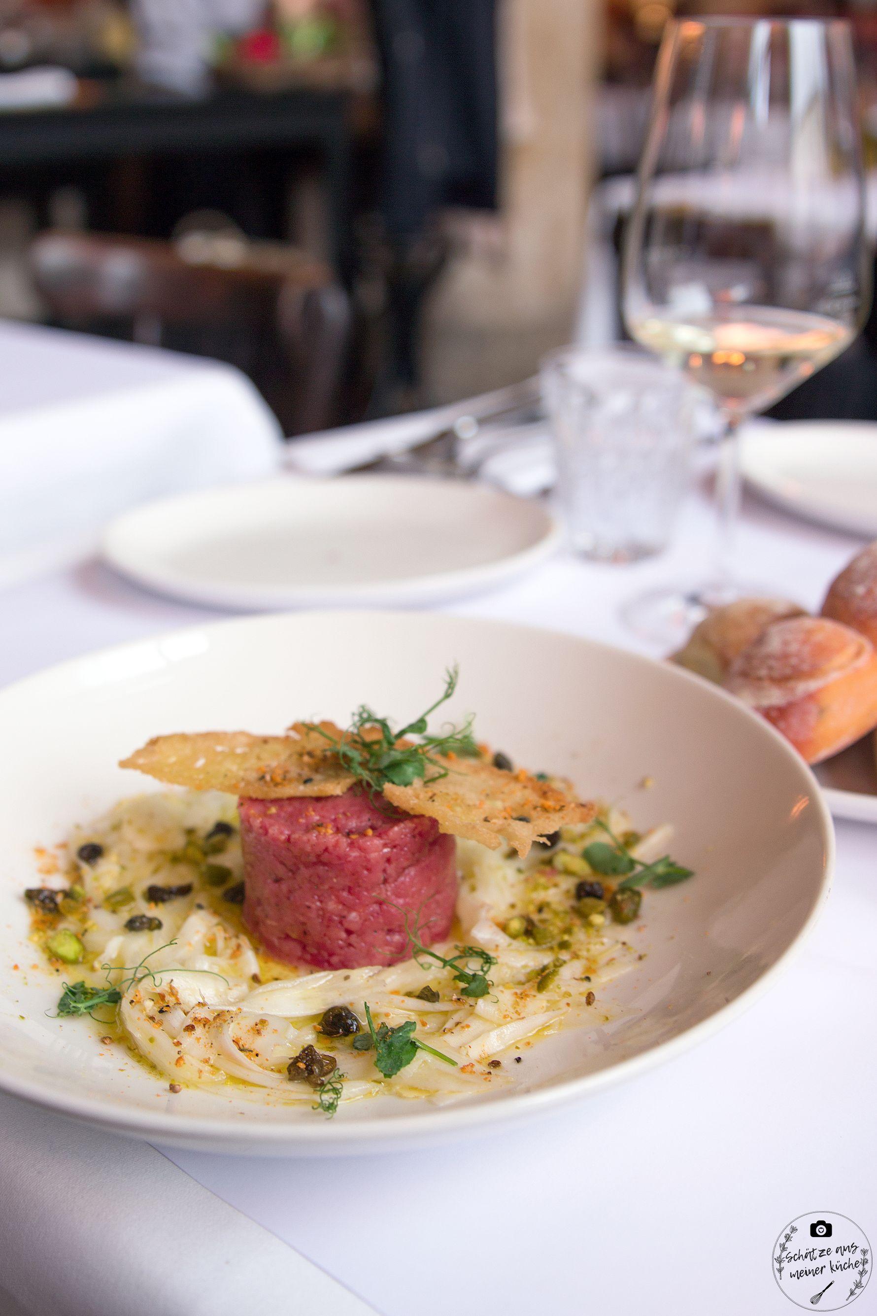 Brenner Restaurant Grill Piemonteser Tatar Rind Spargel