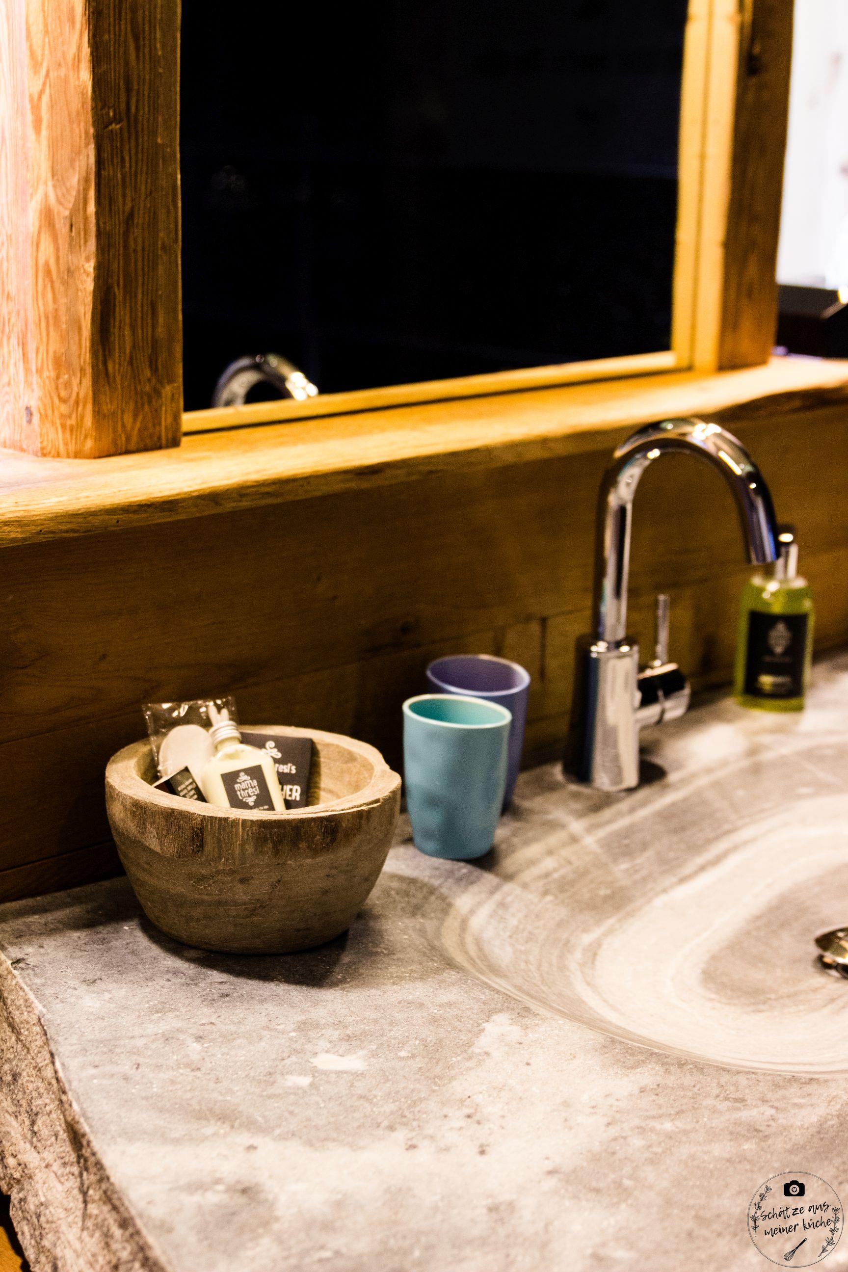 Waschtisch Steinfels mama thresl Zimmer woodenstyle plus