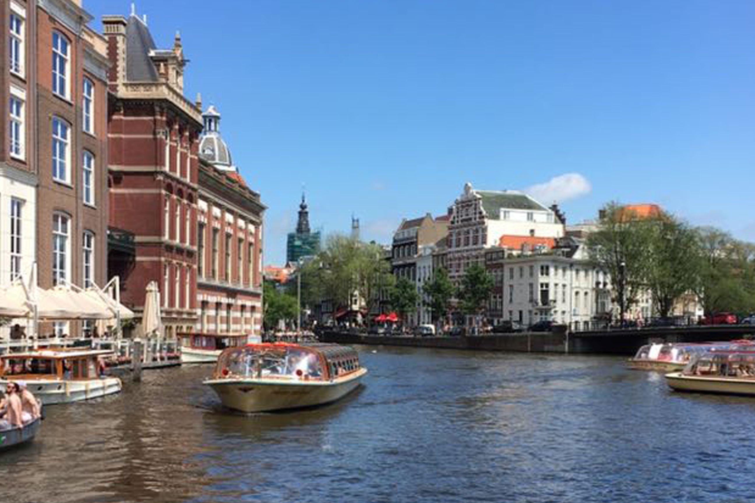 Amsterdam Spui Gracht