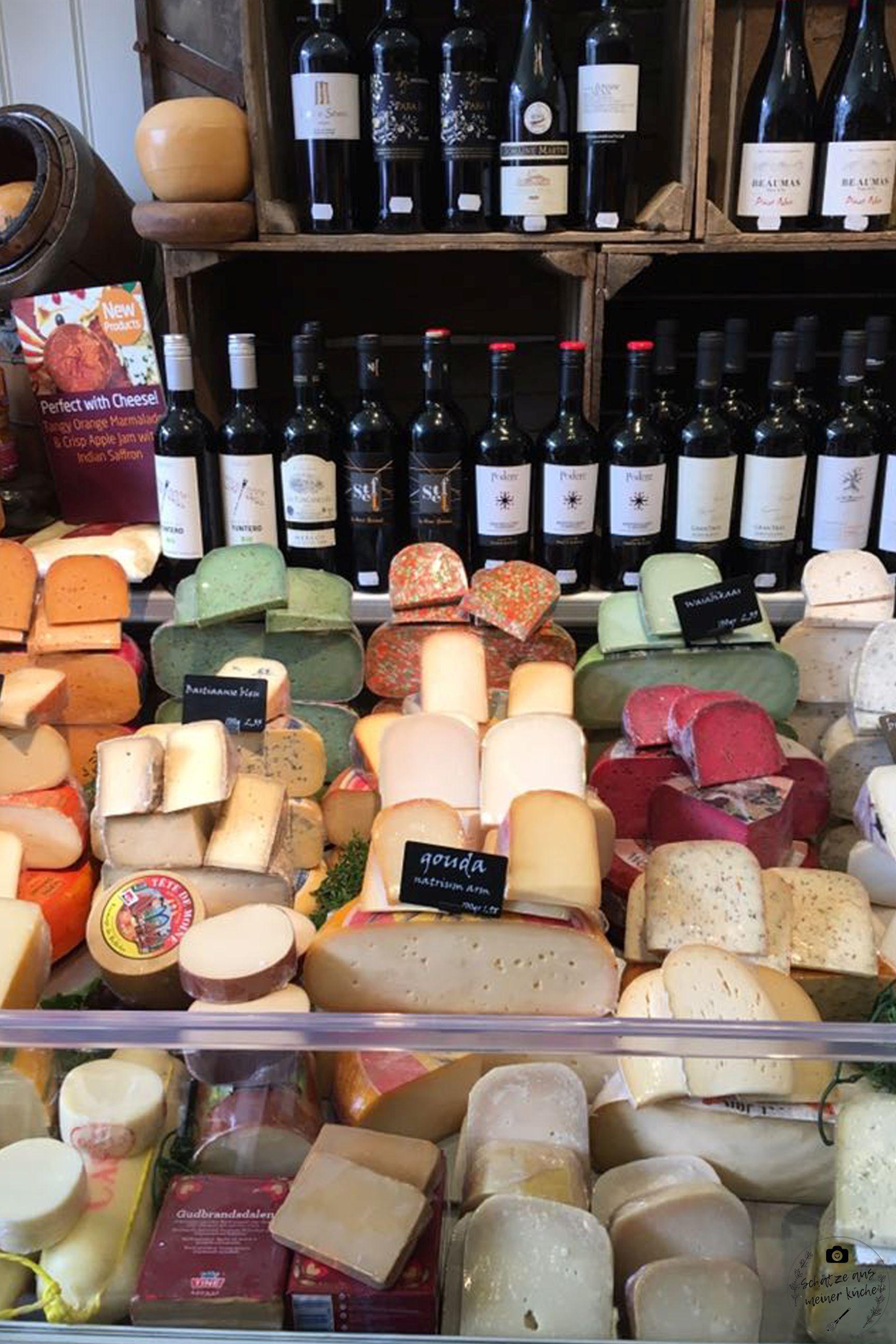 Käse Amsterdam Cheese