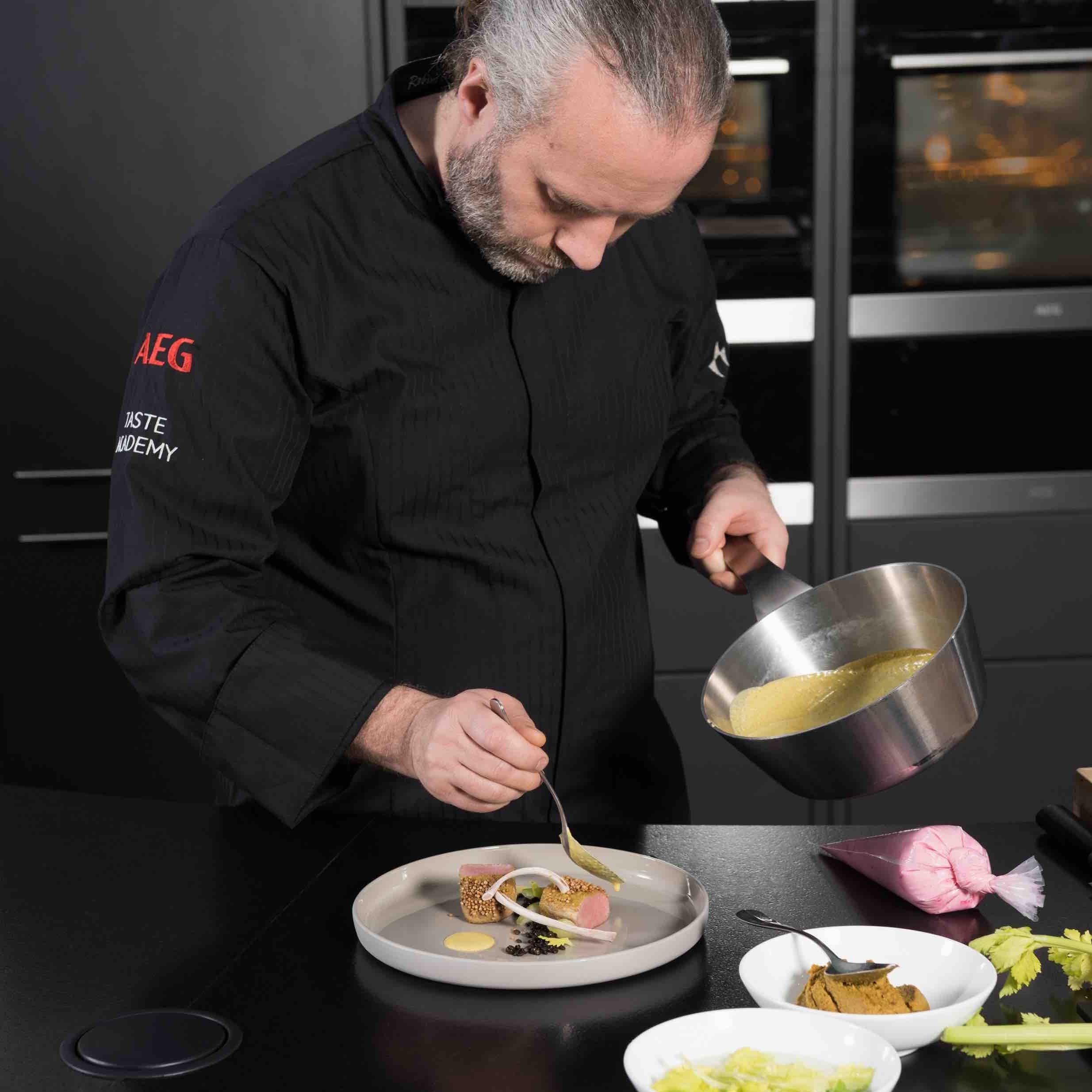 AEG Taste Academy Heiko Antoniewicz