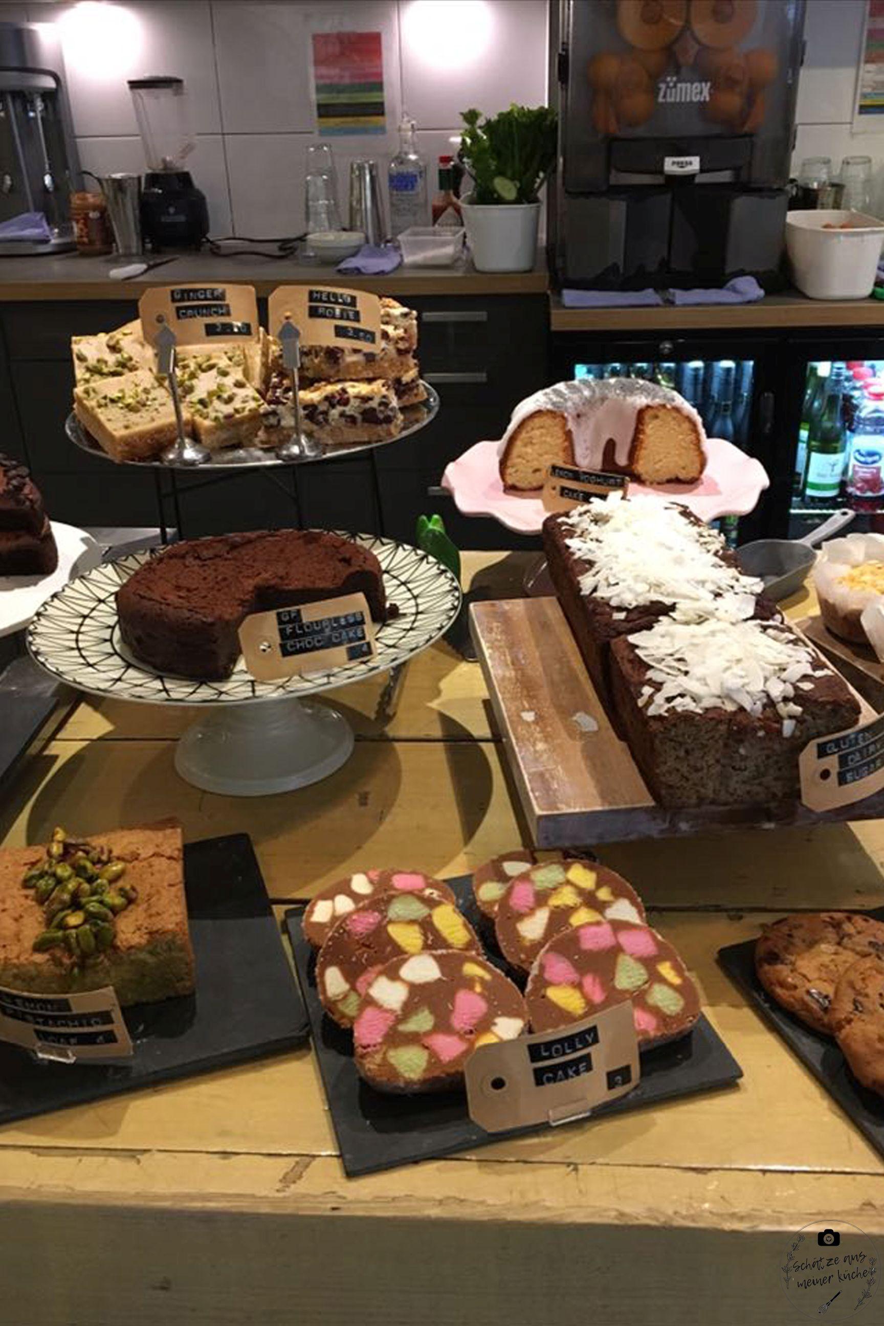 Bakers & Roasters Kuchenbuffet