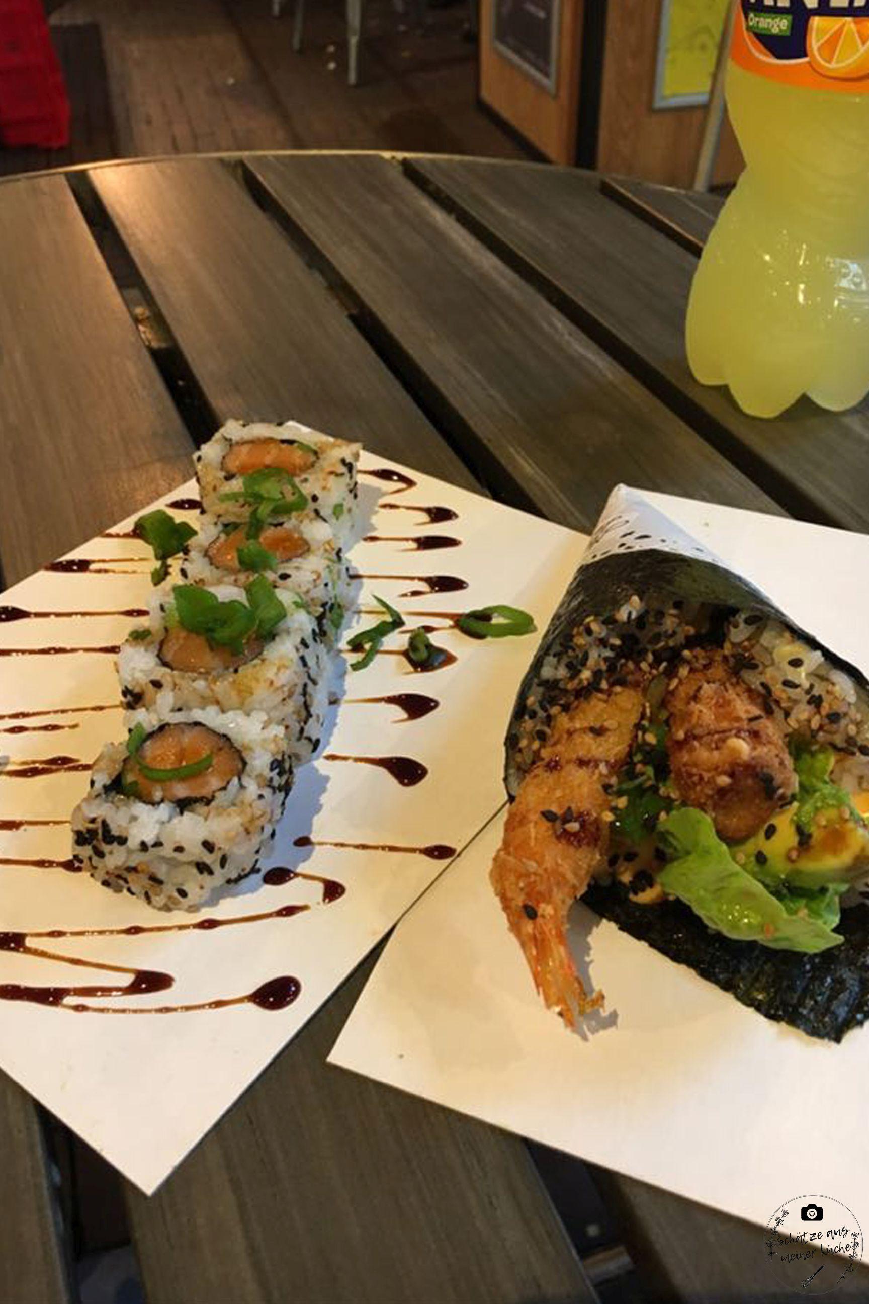 Meneer Temaki Sushi Temaki Foodhallen