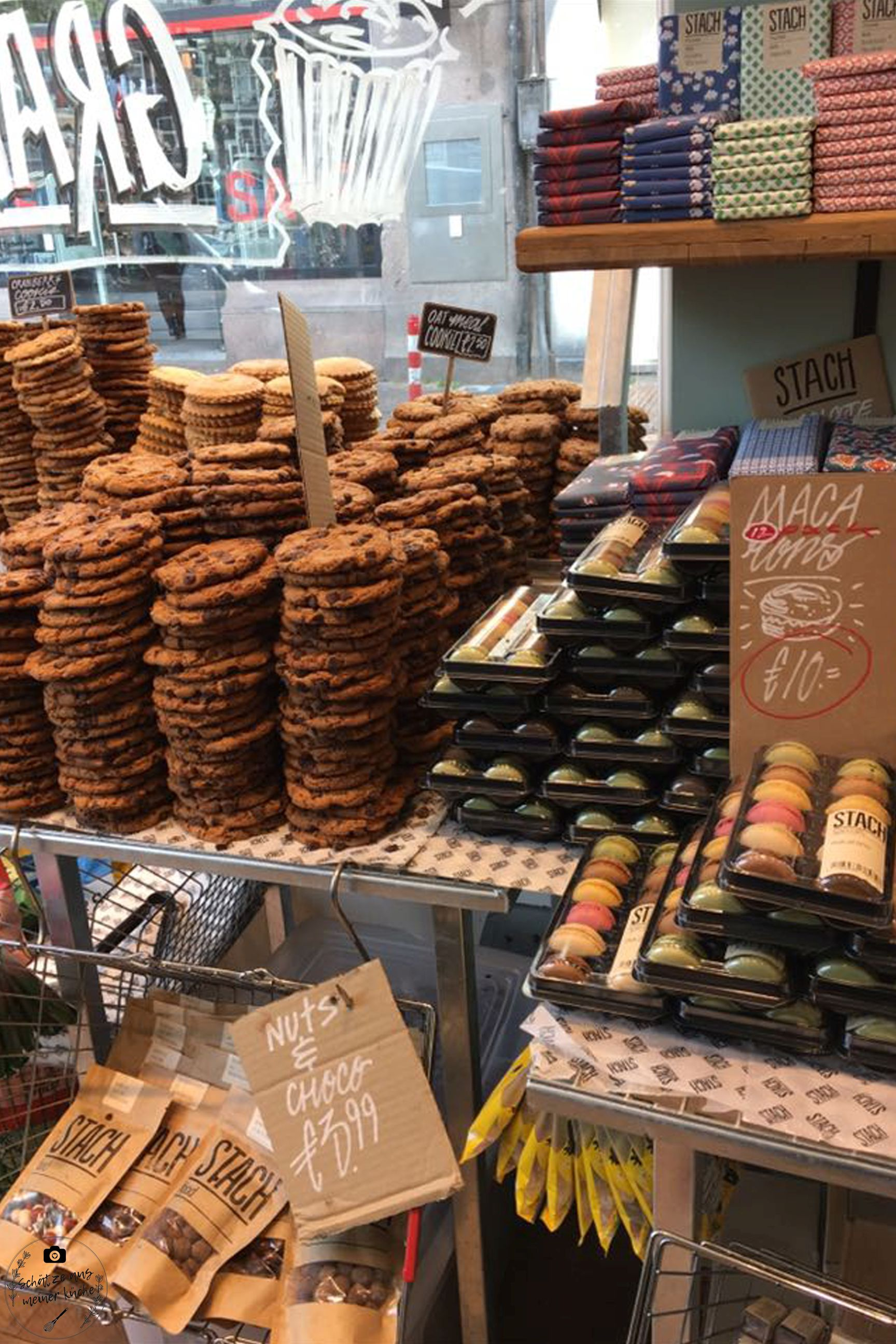 STACH Snacks Cookies Amsterdam