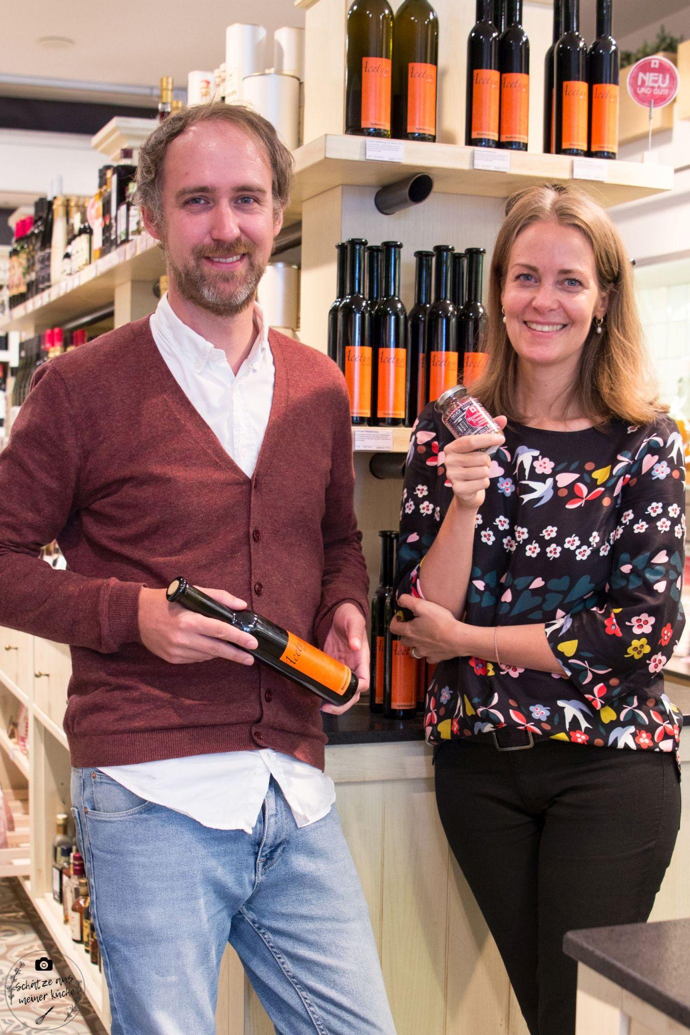 Bastian Jendral & Andrea Rainer Essig & Öl