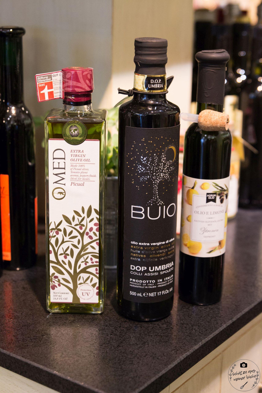 Essig & Öl Olivenöle Onlineshop