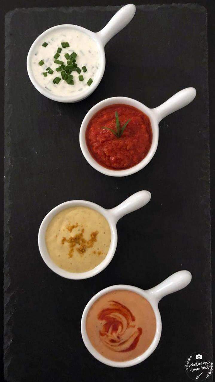 Die 4 besten Saucen für Raclette und Fondue