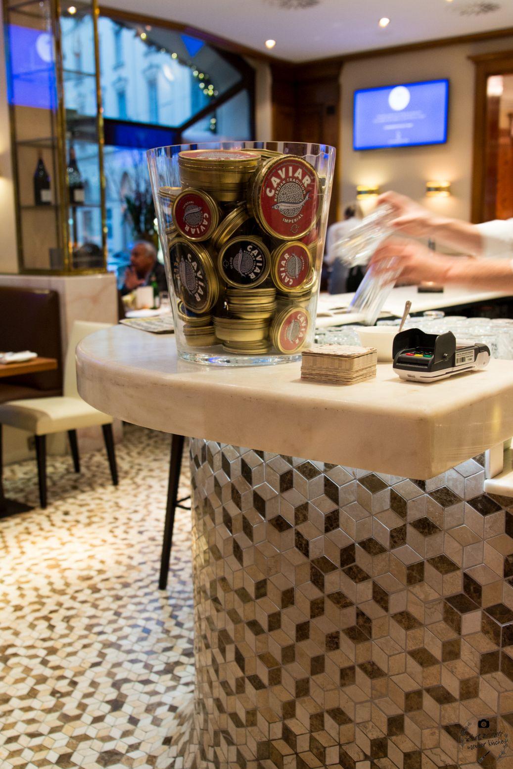 Schwarzreiter Tagesbar Bar Caviar
