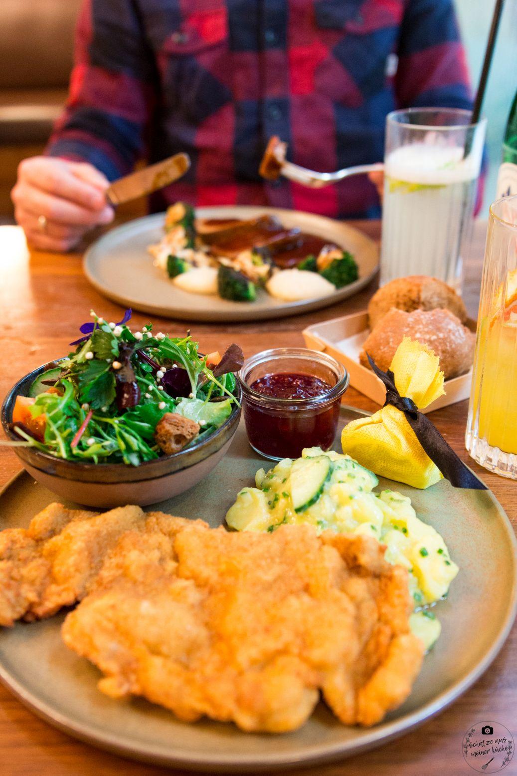 Schwarzreiter Tagesbar Haupgerichte Lunch