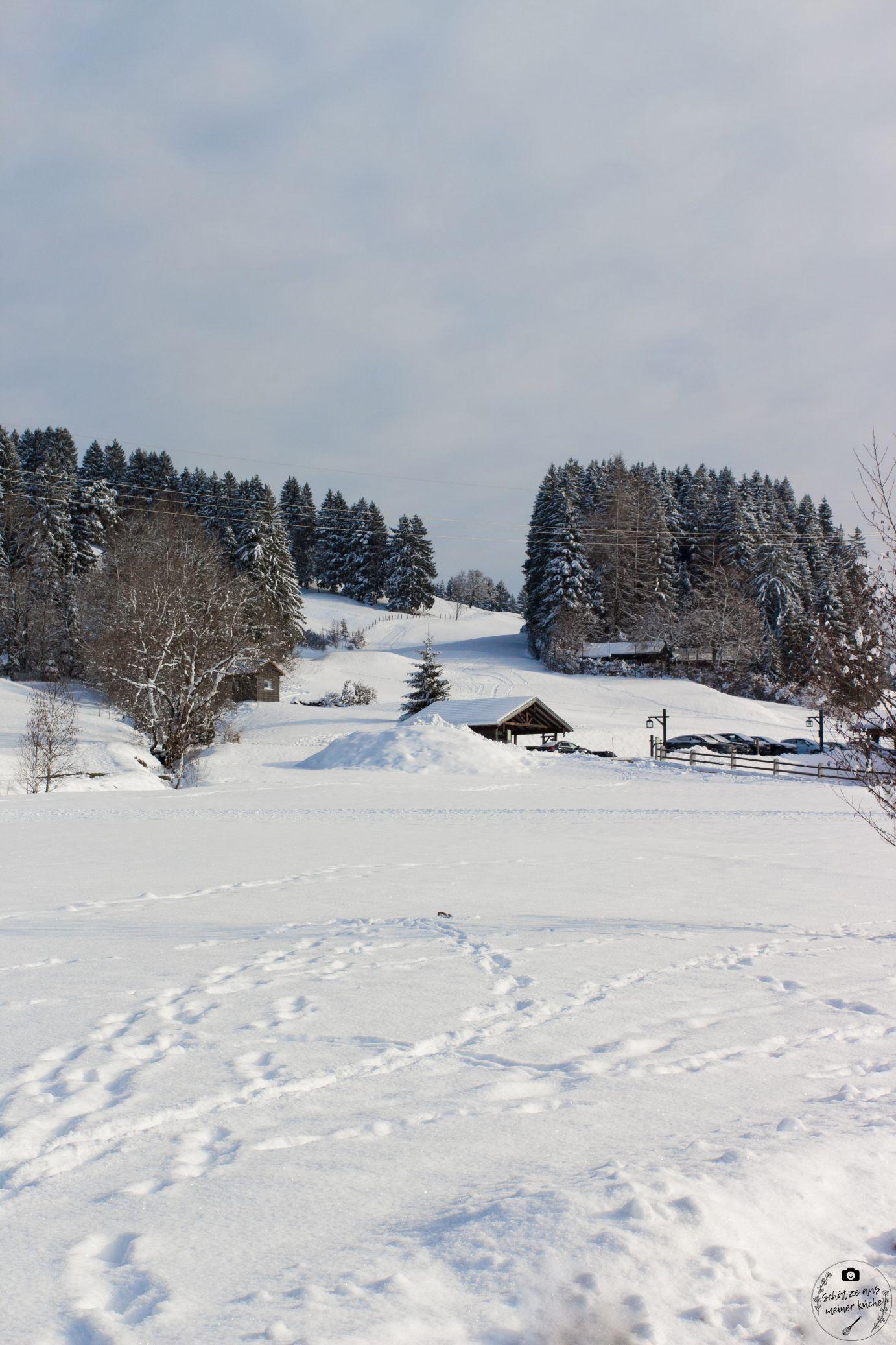 Haubers Wellness im Schnee