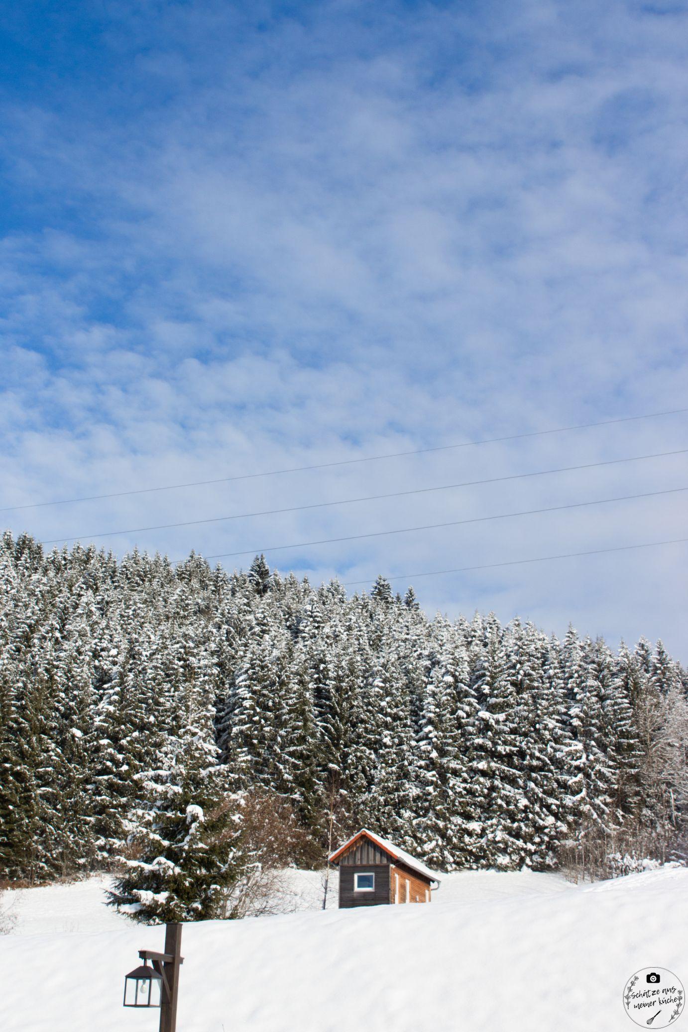 Wellness im Schnee Haubers