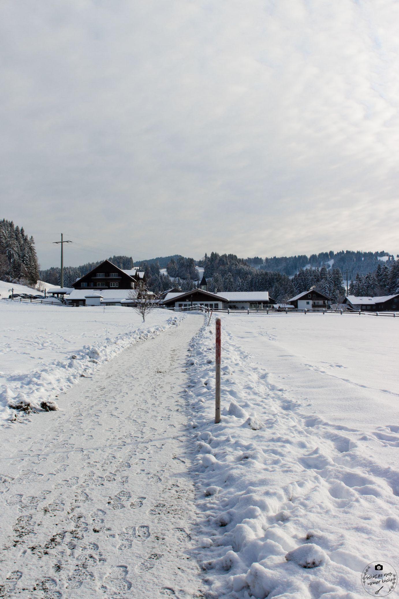 Haubers Naturresort Wellness im Schnee