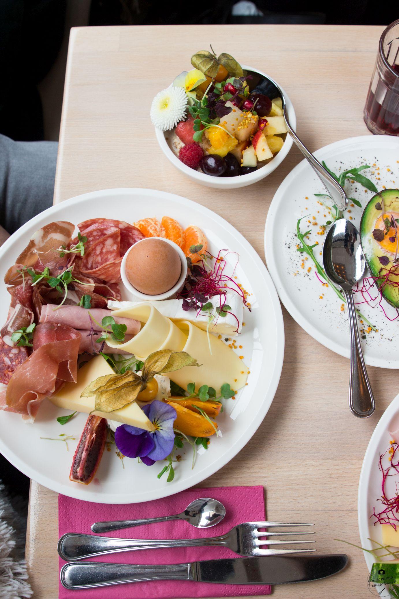 Frühstück in Stuttgart Café Netzer