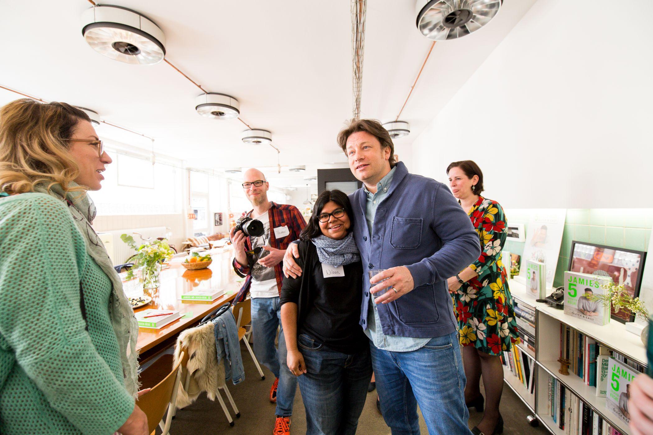 Jamie Oliver Frühstück München