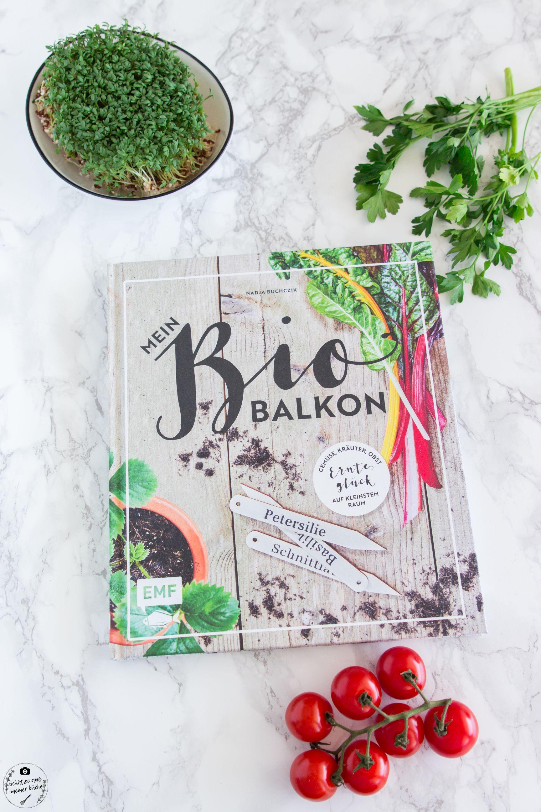 Mein Bio Balkon EMF Verlag